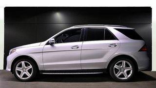 2015 Mercedes-Benz M-Class ML350 BlueTEC 4MATIC, AIRMATIC, NAVIGATION