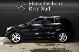 2015 Mercedes-Benz M-Class ML 350 BlueTEC 4MATIC. NAVIGATION-TOIT PANORAMIQUE
