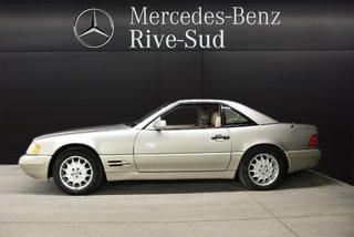 1998 Mercedes-Benz SL-Class SL500R 2Dr COUPE 5L