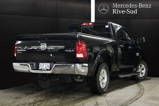 2016 Ram 1500 QUAD CAB 4x4 SLT 6.4'' PIED