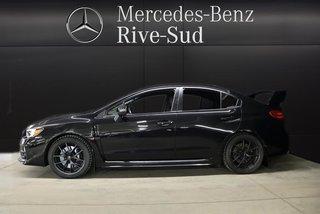 2015 Subaru WRX STI 4DR 6SP,