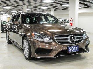 2014 Mercedes-Benz E350 4MATIC Wagon