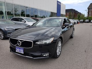 2018 Volvo S90 T5 AWD Momentum FINANCE 0.9% UP TO 72 MONTHS O.A.C