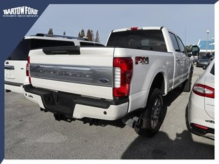 2018 Ford F-250SD Platinum