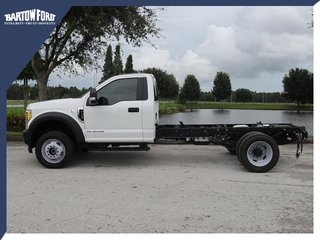 2017 Ford F-450SD
