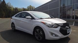 2013 Hyundai Elantra Coupe SE Coope