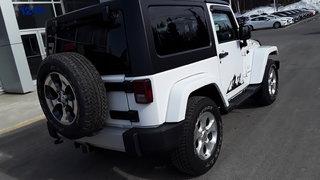 Jeep Wrangler Sahara Navigation. 2014