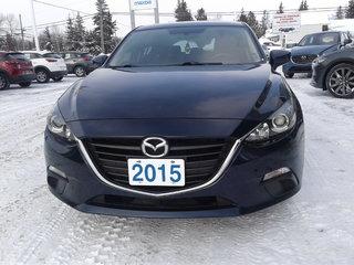 2015 Mazda Mazda3 Sport GX