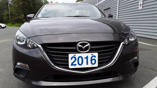 Mazda3 GX Conv Pkg. 2016