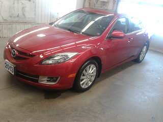 2013 Mazda Mazda6 GS Luxury. leather