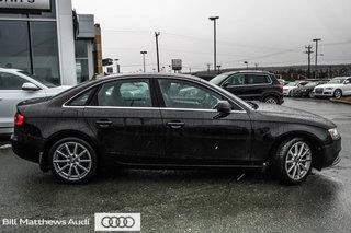 2014 Audi A4 2.0 6sp Progressiv