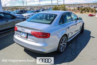 2015 Audi A4 2.0T Progressiv plus quattro 6sp