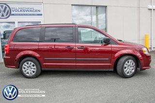 2017 Dodge Grand Caravan CVP / SXT