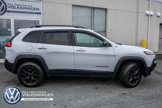 2017 Jeep Cherokee 4x4 Trailhawk