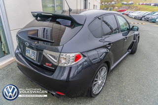 2013 Subaru WRX STI 5Dr 6sp