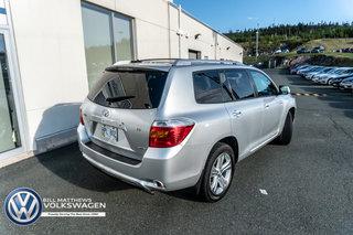 2009 Toyota Highlander 4-door 4WD V6 LTD 5A 7-Pass