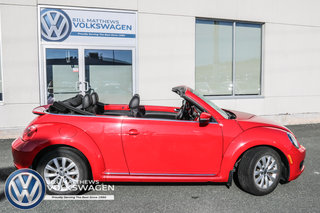 2014 Volkswagen The Beetle Convertible Comfortline 2.5L 6sp at Tip