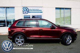 2017 Volkswagen Touareg Execline 3.6L 8sp at w/Tip 4M