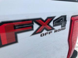 2017 Ford Super Duty F-250 SRW FX4