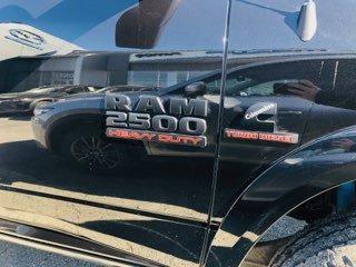 Ram 2500 Laramie 2018