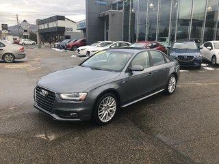 Audi A4 Komfort plus 2016
