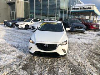 2016 Mazda CX-3 GS Groupe de luxe AWD