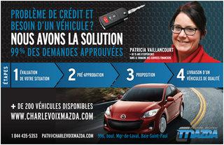 Mazda CX-3 GT Groupe technologique 2016