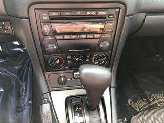 2001 Mazda MX-5 Miata LX
