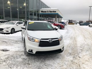 Toyota Highlander Limited AWD 2015