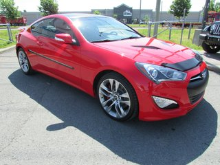 Hyundai Genesis Coupe ***3.8 GT TOIT OUVRANT CUIR BREMBO BLUETOOTH *** 2013