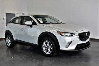 Mazda CX-3 GS FWD TOIT OUVRANT CUIR BLUETOOTH CAMERA DE RECUL 2016