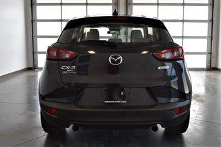 2016 Mazda CX-3 *GT AWD CUIR BLANC TOIT OUVRANT SIEGE CHAUFFANT *