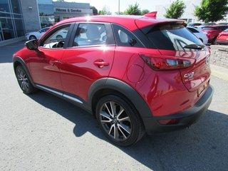 Mazda CX-3 GT AWD TOIT OUVRANT GPS CAMERA DE RECUL BLUETOOTH 2017