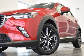 2018 Mazda CX-3 GT FWD CUIR TOIT OUVRANT BLUETOOTH CAMERA DE RECUL