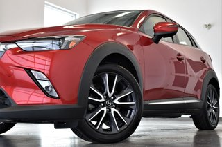 2018 Mazda CX-3 ***GT AWD CUIR TOIT OUVRANT SIÈGE CHAUFFANT ***