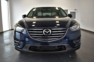 2016 Mazda CX-5 ***GT AWD CUIR BLANC GPS CAMERA DE RECUL ***