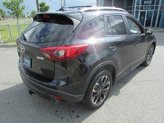 Mazda CX-5 ***GT AWD RACK DE TOIT HICH DE REMORQUAGE CUIR*** 2016