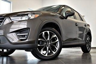 Mazda CX-5 *GT AWD CUIR BLANC TOIT OUVRANT CAMERA DE RECUL * 2016