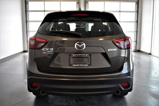 Mazda CX-5 GT AWD CUIR BLANC TOIT OUVRANT GPS SIÈGE CHAUFFANT 2016