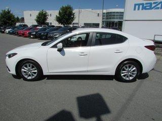 Mazda3 **GS SIÈGE CHAUFFANT BLUETOOTH CAMERA DE RECUL ** 2015
