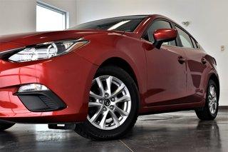 2016  Mazda3 **GS SIÈGE CHAUFFANT BLUETOOTH CAMERA DE RECUL **