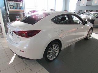 2018 Mazda Mazda3 ***GT TOIT OUVRANT PELLICULE PARE PIERRES****