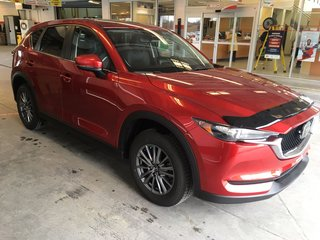 Mazda CX-5 GS AWD GROUPE CONFORT & I-ACTIVESENSE 2017