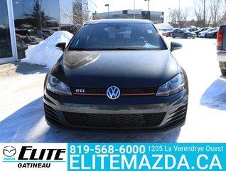 Volkswagen GTI Autobahn 2016