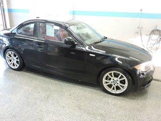 2012 BMW 1 Series 135i M PACKAGE AUTO CUIR TOIT COMME NEUVE