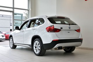 BMW X1 XDRIVE * RESERVER * PANO * CUIR * BLUETOOTH * 2012