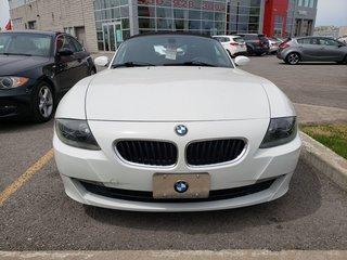2006 BMW Z4 3.0i  * ROADSTER * CUIR * AUT AVEC MODE MANUEL *