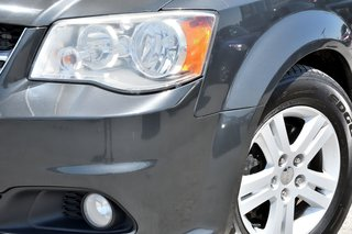 2012 Dodge Grand Caravan *CREW+*CUIR*NAVI*NOIR*CAMERA*