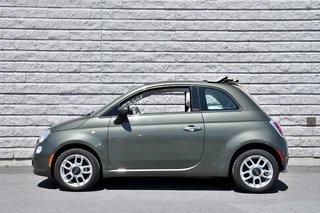 2015 Fiat 500C *CONVERTIBLE*AUTOM*A/C*34500KM*WOW*
