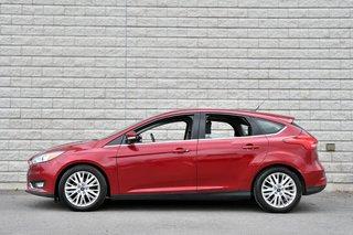 Ford Focus Titanium 2015